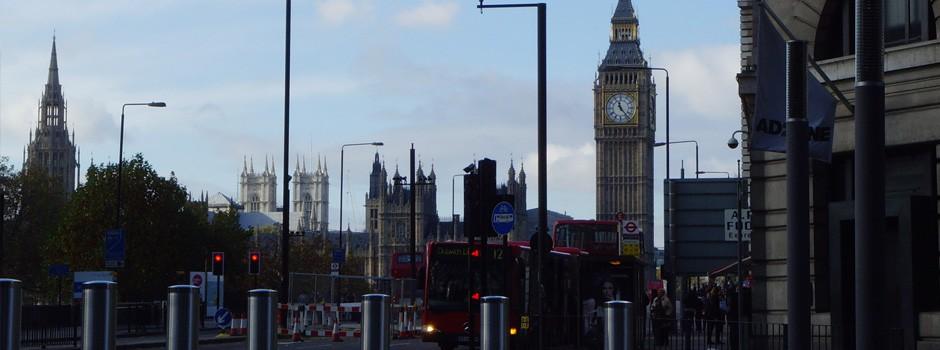 Big Ben - London, November 2010